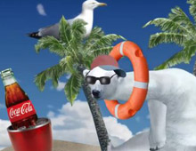 Coca Cola – Polar Party