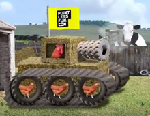 The Pointless Farm – Trident Ad