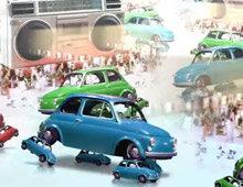 Fiat 500, 60 years of history